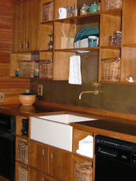 Custom Kitchen & Cabinet Design