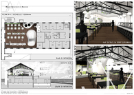 Student Cafeteria for Brunet Architect & Associates