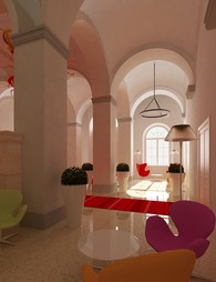 Luxury Hotel in Italy, Parma