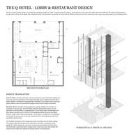 Hotel Lobby & Restaurant Redesign