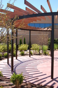 Siteman Cancer Center Healing Garden