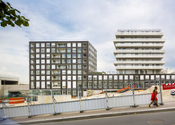 Terrace 9 housing and office building - AZC - Nanterre, France