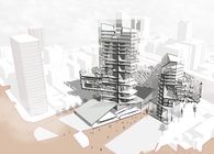 Layer - - Soho High-rise Building Design