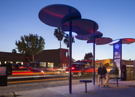 Big Blue Bus Stops
