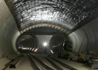 Gotthard Base Tunnel, Switzerland