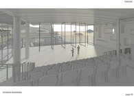 Theater: Interior Rendering 