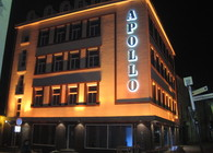 office building and hotel APPOLO