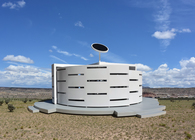 The Rotating Radius House