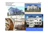 Projects from work at G. A. Hastings and Design Delmarva / S. E. Wagner Architect