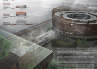 'The Revival of the Silo' competition - Honorable mention