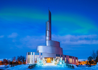 The Northern light cathedral