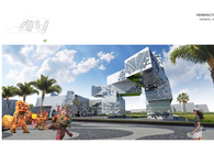 Taichung City Cultural Center Competition