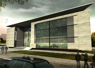 Mersin Health Platform Service Building, Competition Project,