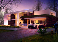 Modern Contemporary Home