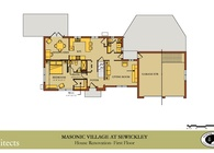 Tuite House for Masonic Village of Sewickley