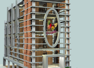 Commercial Architectural Design Development for Cooptex - Kolam Building - Wallers road Chennai