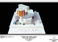 Socio Cultural Urban Centre Tlemcen (Algeria - 1986)