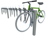 Nautical Bike Rack Competition