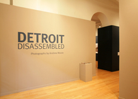 Detroit Disassembled: Photographs by Andrew Moore