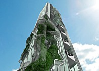 Architectural Competition : Arquitectum Vertical Zoo in Puerto Madero