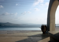 Paros House overlooking the Aegean