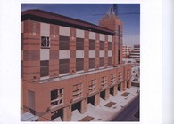 St. Lukes Hospital - Center Power Plant & Parking Structure
