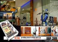 80# Bajaj Probiking Retail Stores