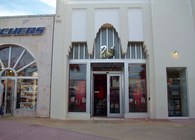 SWAROVKSI Store Facade - Lincoln Road, Miami Beach
