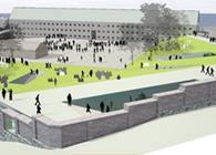 Valparaiso Cultural Park - Parque Cultural Valparaiso (Public Competition - 2nd Prize)