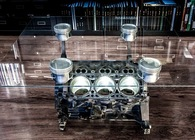 Engine Block Coffee Tables