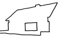 Garden minihouse.