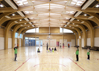 Gymnasium Regis Racine situated in Drancy north east Paris