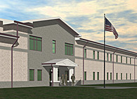 2008 Armed Forces Reserve Center