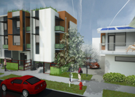 11th and Miller Townhomes