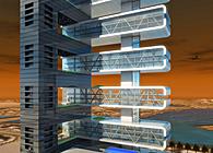 Business Bay Dubai Tower