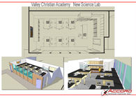 Science Classroom remodel