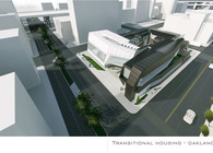 Fall 2012 Thesis Project - Eastbay Transitional Youth Housing + Center