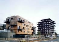 80 housings units in Bordeaux (33) - ZAC BERGE DU LAC, ilot A3.3