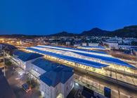 CENTRAL STATION, SALZBURG | AUSTRIA