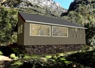 Lake Tahune Hut