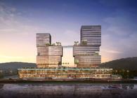 Zhuhai Mixed Use Residences and Office