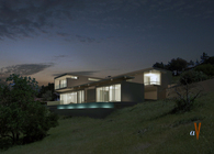 Modernity in American Tuscany: atelier V completes the design of Deercreek Residence in Los Altos Hills, California