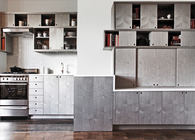 Sliding Kitchen