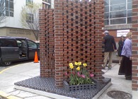NJIT Masonry Mock-Up Competition