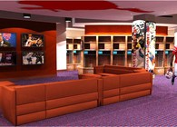 SMU Ford Field Football Locker Room Renovation