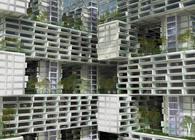 Courtyard Cube