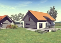 Detached house in Warmia and Mazury