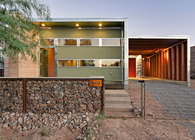 Drachman Design Build Coalition, House No. 6