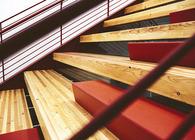 VEVO Music Custom Stadium Staircase