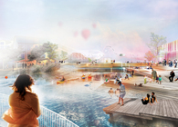 First Prize Open Architecture Competition